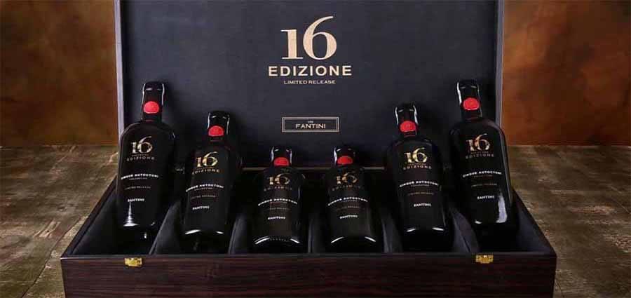 Rượu Vang Ý 16 Edizione Limited Release giá tốt tại Ninh Bình - Shop rượu 247