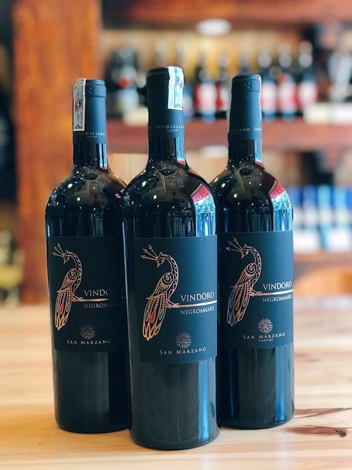 Rượu Vang Ý Vindoro tại Kiên Giang giá tốt - Shop rượu 247