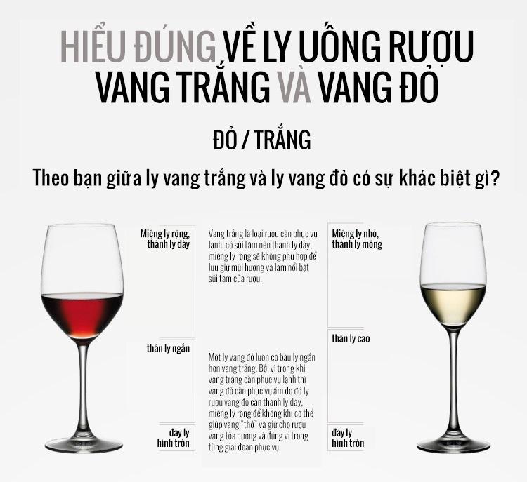 ly rượu vang