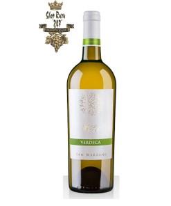 Rượu Vang Ý Talo Verdeca Puglia IGP có mầu vàng rơm . Mùi hương mạnh mẽ của hoa trắng và vani .Hương vị tươi mới trên vòm miệng và có chút vị chua nhẹ