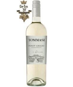 Rượu vang Ý Tommasi Le Volpare Soave Classico DOCG định vị sản xuất vang cao cấp của vùng