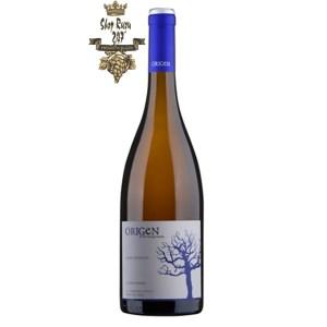 Rượu Vang Chile Origen Gran Reserva Chardonnay có màu vàng rơm đẹp mắt. Hương thơm của các loại hoa quả vùng nhiệt đới như bưởi, cam, lê