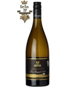 Rượu Vang Newzealand Giesen The August 1888 bổ sung thêm các ghi chú nhiệt đới chín muồi, tinh tế, tinh dầu ướt và tinh khiết