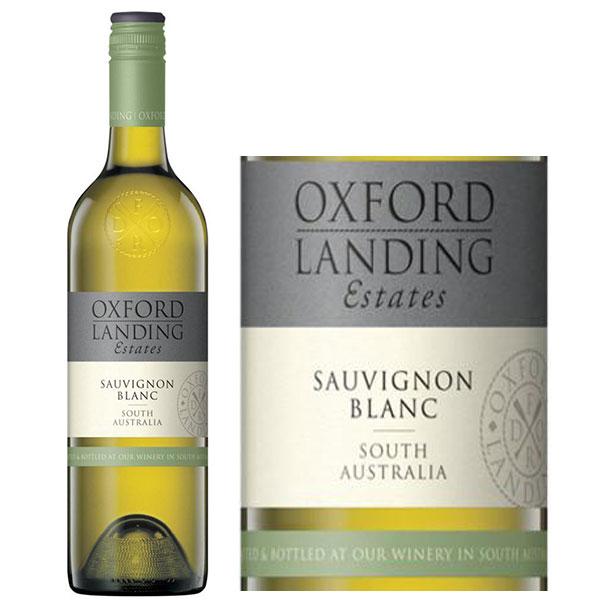 Rượu vang trắng Úc Oxford Landing Sauvignon Blanc là loại vang trắng cao cấp màu vàng mơ tinh tế, quyến rũ cùng với hương vị ngọt ngào