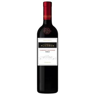 Rượu Vang Argentina Roble Cabernet Sauvignon Finca Flichman