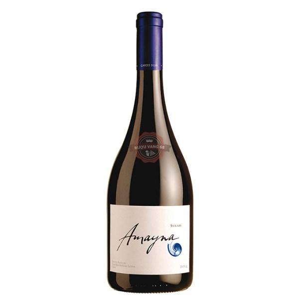 Rượu Vang Chile Amayna Syrah