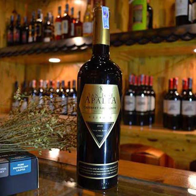 Rượu Vang Chile Apalta ReservaCabernet Sauvignon