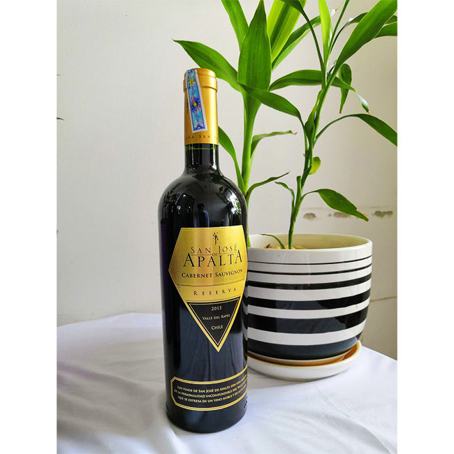Rượu Vang Chile Apalta Gran Reserva Cabernet Sauvignon