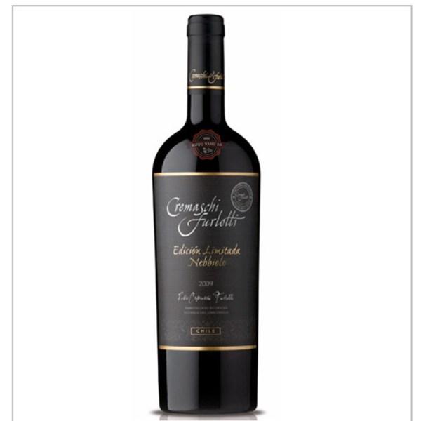 Rượu Vang Chile Cremaschi Furlotti Limited Edition