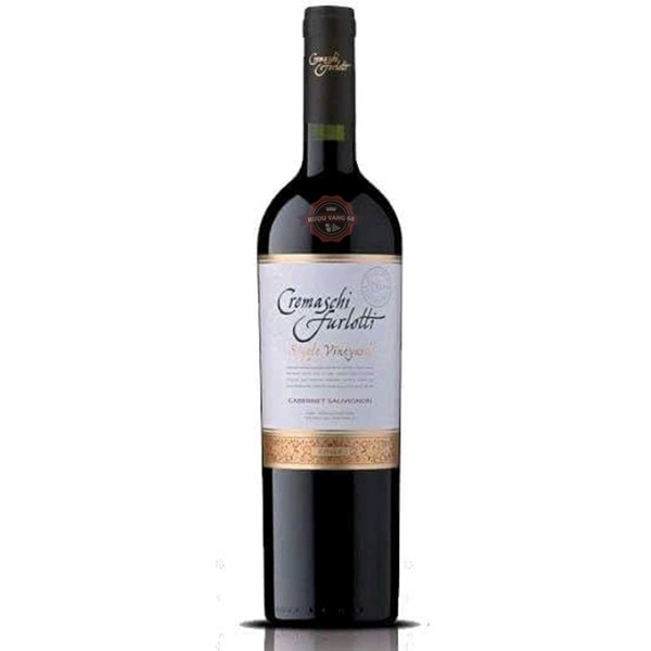 Rượu Vang Chile Cremaschi Furlotti Single Vineyard