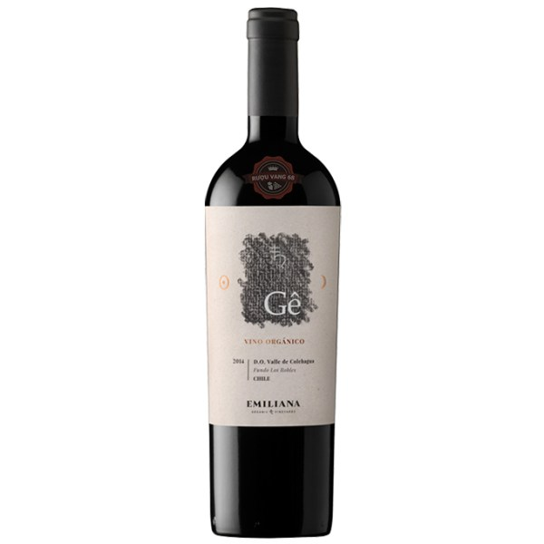 Rượu Vang Chile GÊ Ensamblaje Emiliana
