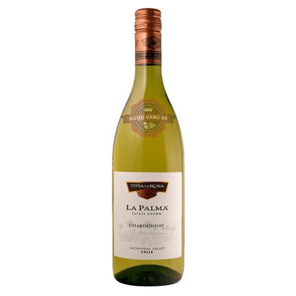 Rượu Vang Chile La Palma Chardonnay