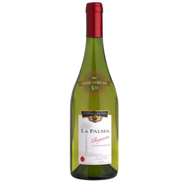 Rượu Vang Chile La Palma Reserva Chardonnay