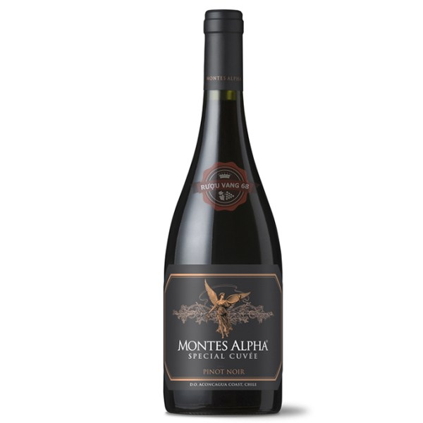 Rượu Vang Chile Montes Alpha Special Cuvee Pinot Noir