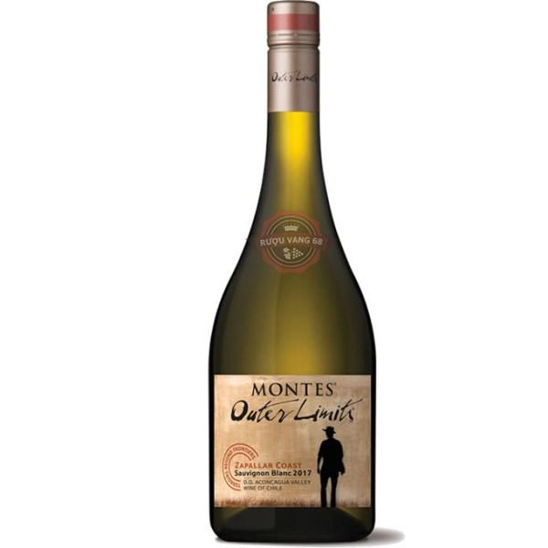 Rượu Vang Chile Montes Outer Limits Sauvignon Blanc