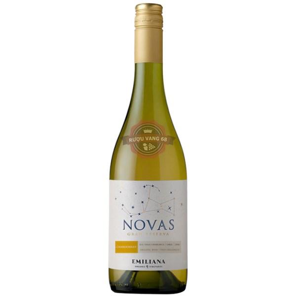 Rượu Vang Chile Novas Gran Reserva Chardonnay Emiliana