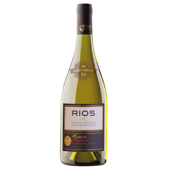 Rượu Vang Chile Rios Reserva Chardonnay