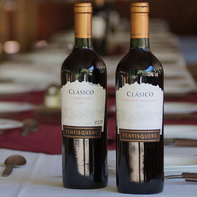 Rượu Vang Chile Ventisquero Clasico Cabernet Sauvignon
