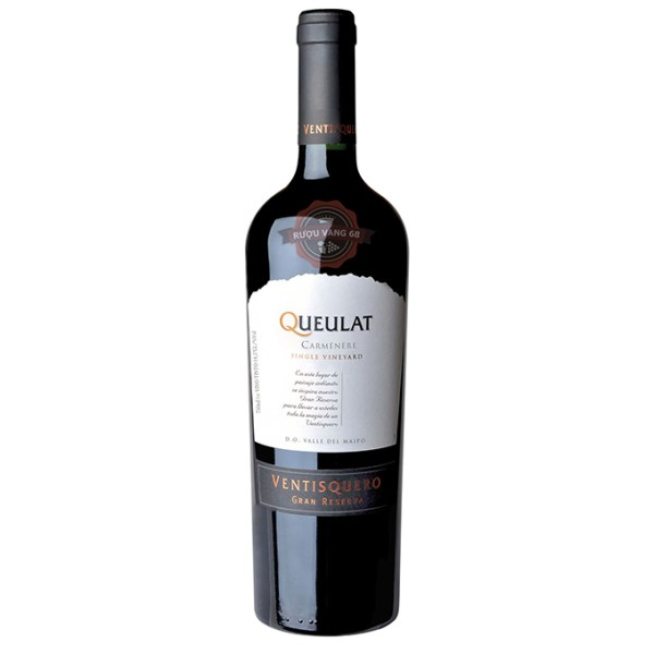 Rượu Vang Chile Ventisquero Queulat Carmenere