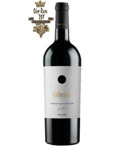 Rượu Vang Đỏ FARNESE Fantini Collection Superme Red có màu đỏ của ruby. Hương thơm dai dẳng của trái cây, mận, quả đỏ với những gợi ý của vani