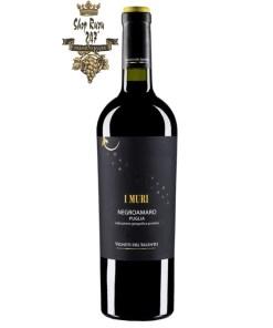 Rượu Vang Ý FARNESE I Muri Negroamaro