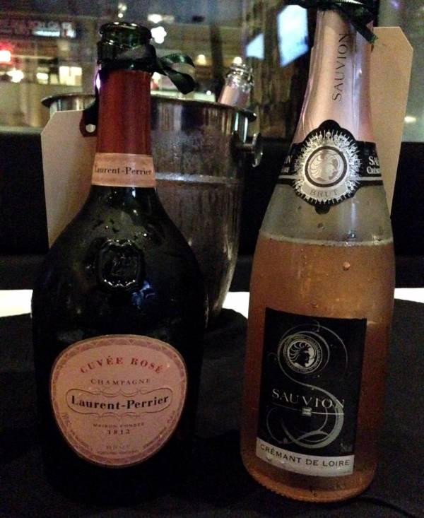 Sauvion Cremant de Loire Brut rose