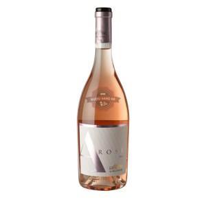 Rượu vang Hy Lạp Alpha Estate Rose 2019