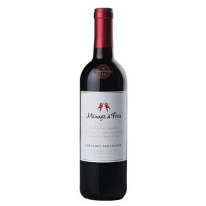 Rượu Vang Mỹ Menage a Trois Cabernet Sauvignon