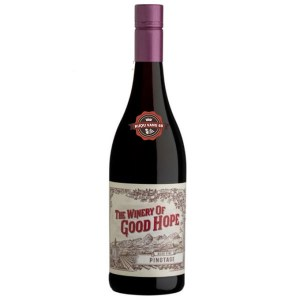 Rượu vang Nam Phi The Winery of Good Hope Pinotage
