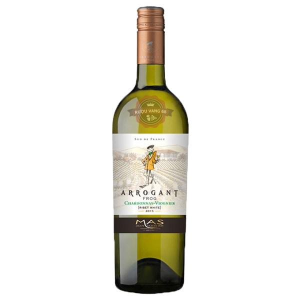 Rượu Vang Pháp Arrogant Frog Varieties Chardonnay