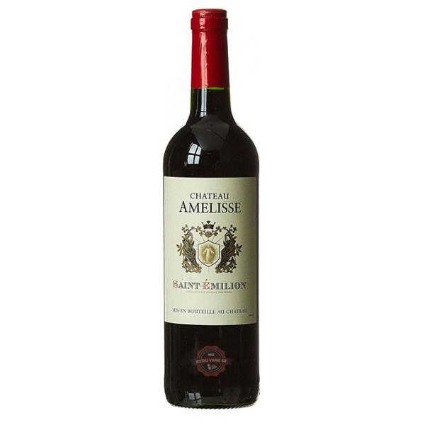 Rượu Vang Pháp Chateau Amelisse Saint Emilion