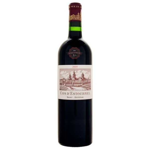 Rượu Vang Pháp Chateau Cos Destournel 2eme Grand Cru Classe