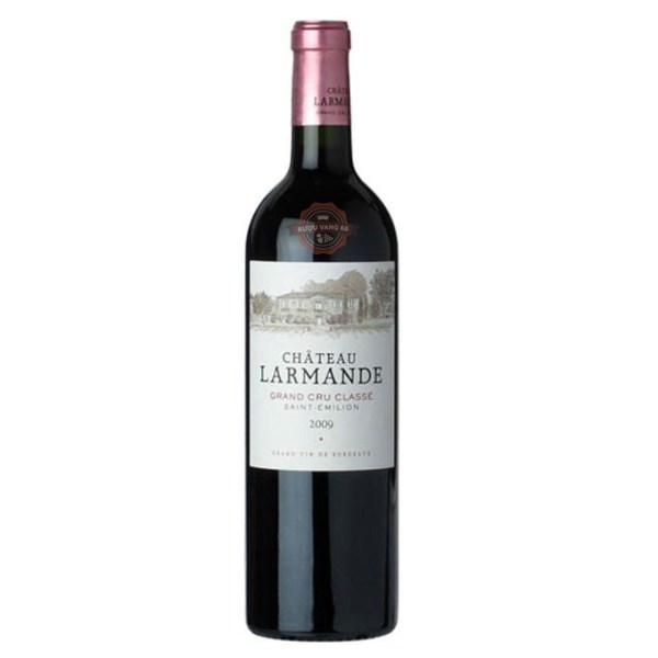Rượu Vang Pháp Chateau Larmande Saint Emilion Grand Cru