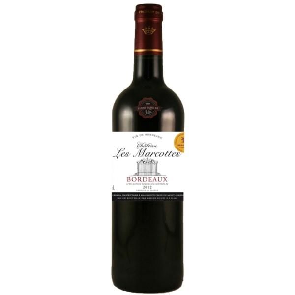 Rượu Vang Pháp Chateau Les Marcottes