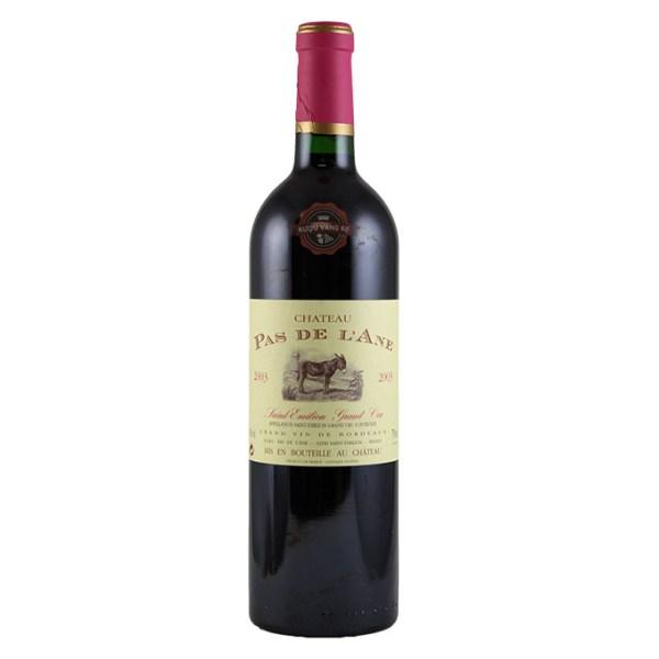 Rượu Vang Pháp Chateau Pas de LAne Saint Emilion Grand Cru