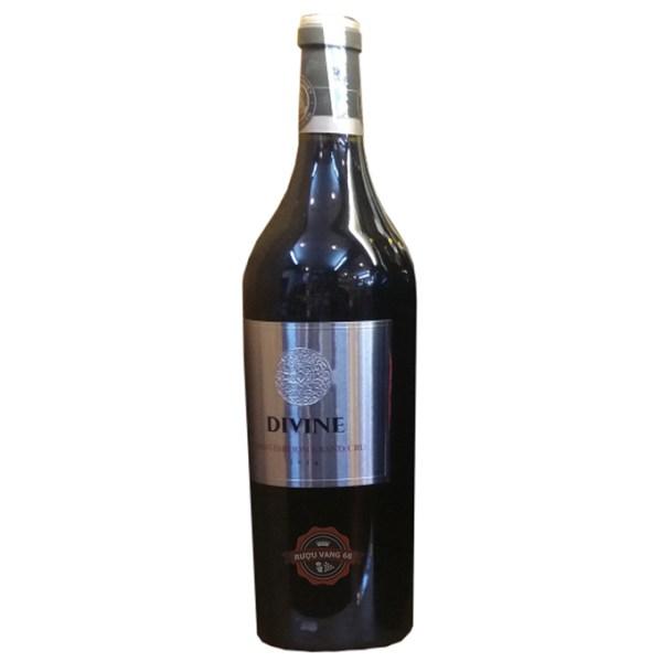 Rượu Vang Pháp Divine Saint Emilion Grand Cru