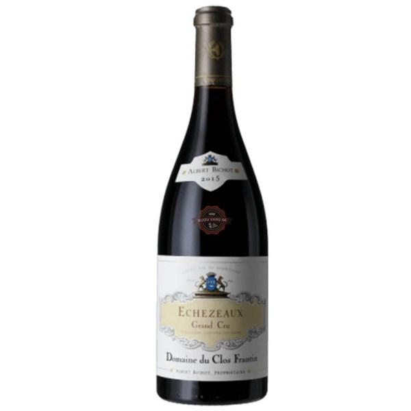 Rượu Vang Pháp Domaine du Clos Frantin Echezeaux Grand Cru Albert Bichot
