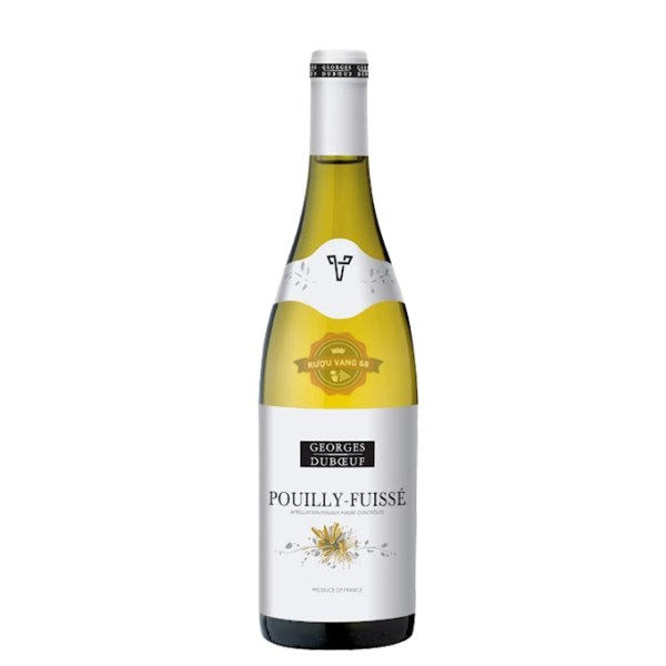Rượu vang Pháp Georges Duboeuf Pouilly Fuisse 2019