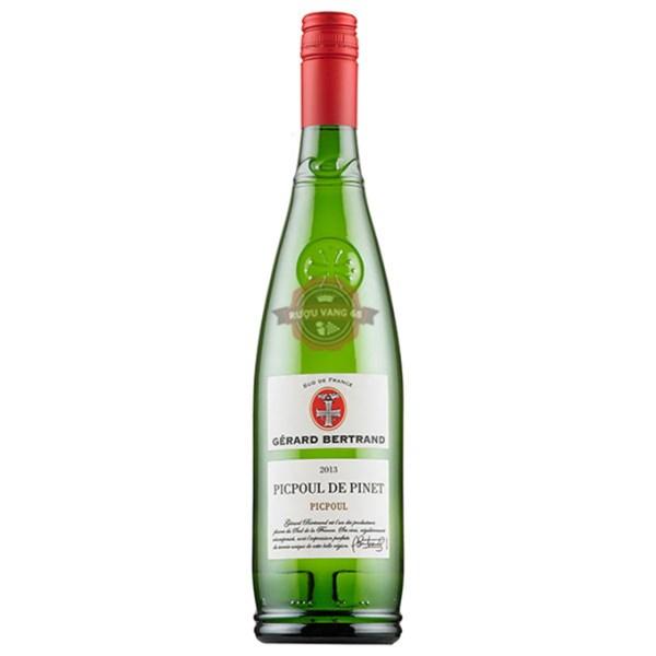 Rượu vang Pháp Gerard Bertrand Terroir Picpoul de Pinet