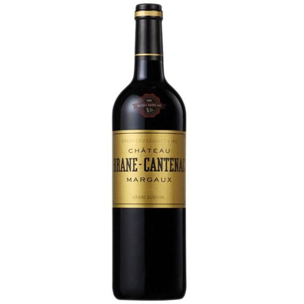 Rượu Vang Pháp Grand Vin De Bordeaux Château Brane Cantenac