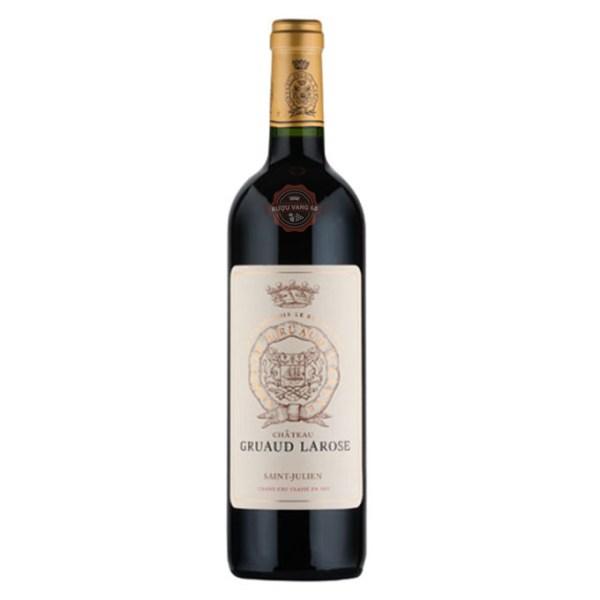 Rượu Vang Pháp Gruaud Larose 2nd wine