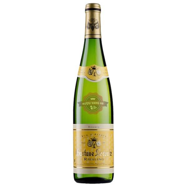 Rượu vang Pháp Gustave Lorentz Alsace Riesling