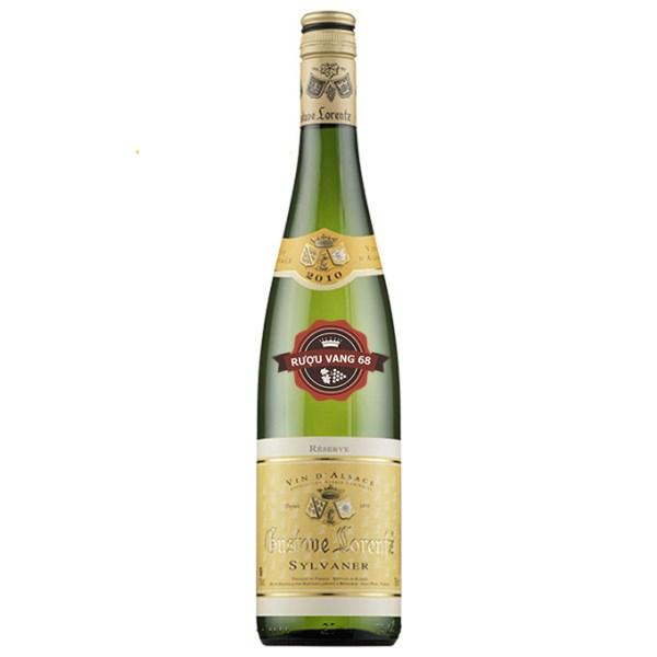 Rượu vang Pháp Gustave Lorentz Alsace Sylvaner Reserve White