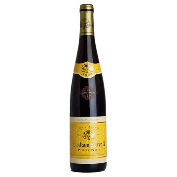 Rượu Vang Pháp Gustave Lorentz Pinot Noir Alsace