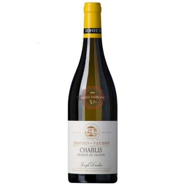 Rượu vang Pháp Joseph Drouhin Domaine de Vaudon Chablis