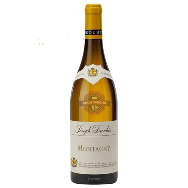 Rượu vang Pháp Joseph Drouhin Montagny 1er Cru 2019