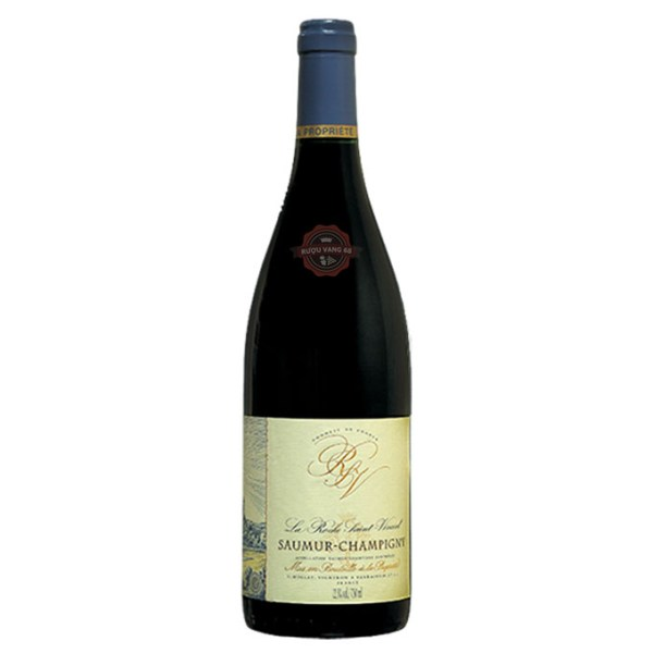 Rượu Vang Pháp La Roche Saint Vincent Saumur Champigny