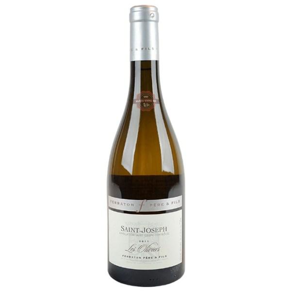 Rượu Vang Pháp Les Oliviers Saint-Joseph Ferraton Pere & Fils