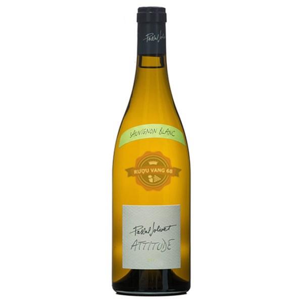 Rượu vang Pháp Pascal Jolivet Attitude Sauvignon Blanc IGP