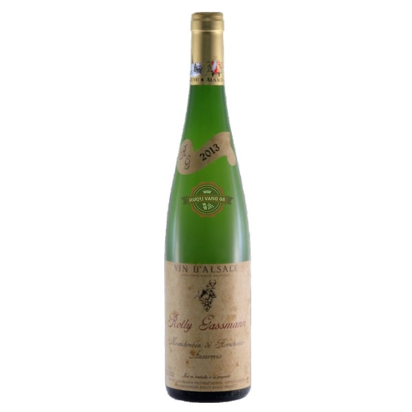 Rượu Vang Pháp Rolly Gassmann Rot Leibel De Rorschwihr Auxerrois